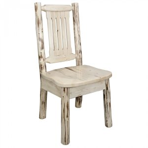 Cascade Dining Side Chair (Clear)