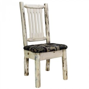 Cascade Dining Side Chair Woodland (Clear)