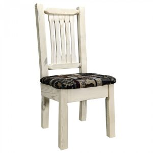 Homestead Dining Side Chair Woodland (Clear)