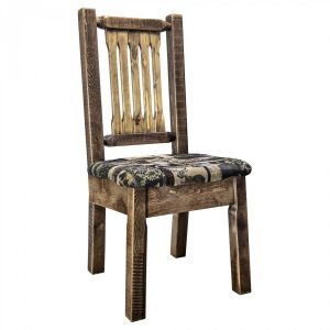 Homestead Dining Side Chair Woodland (Stained)