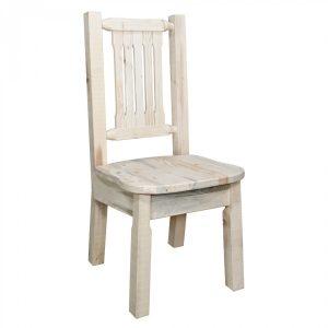 Homestead Side Chair (Clear)