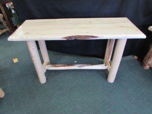 Sofa Table (Clear Coat)