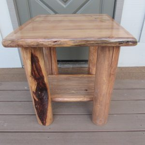 RM End Table Stained Cherry f