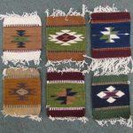 Lg Zapotec Coasters