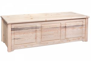 Homestead Blanket Chest Large (Clear)