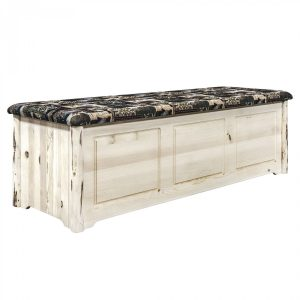 Cascade Blanket Chest Woodland Upholstry
