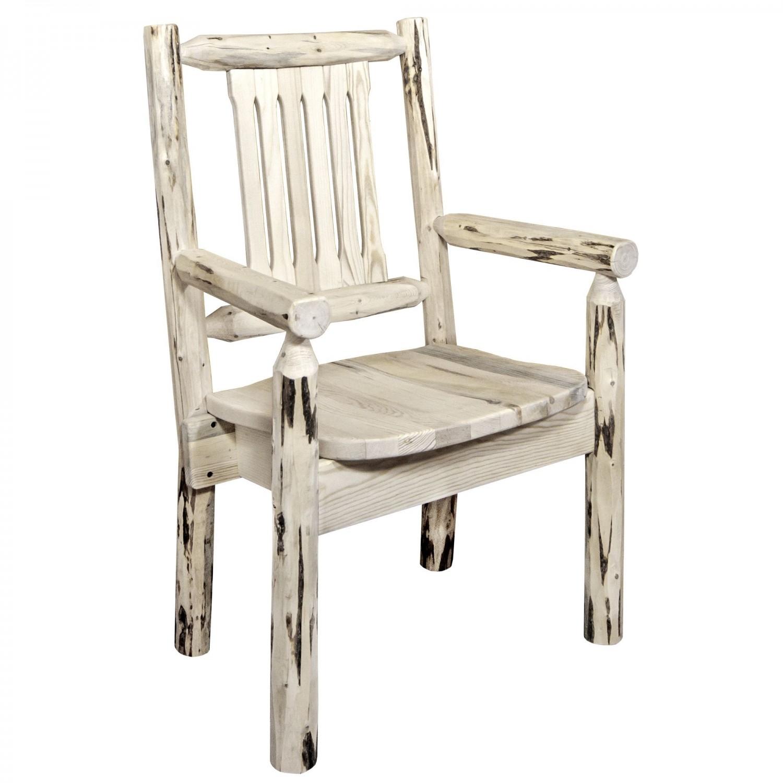 Cascade Captain's Chair (Clear)
