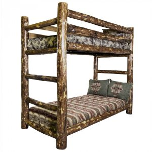 Glacier twin-twin bunk a