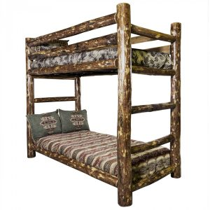 Glacier twin-twin bunk c