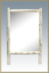 Option Cascade Log Mirror (Clear)