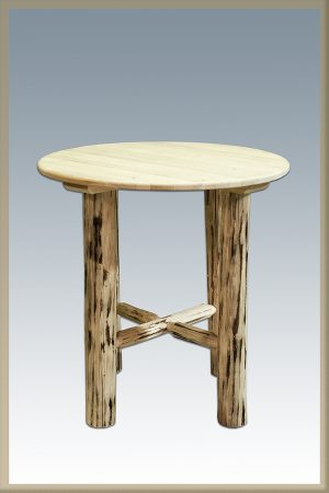 Cascade Bistro Table (Clear)