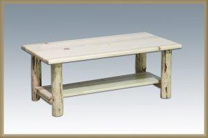 Cascade Coffee Table (Clear)