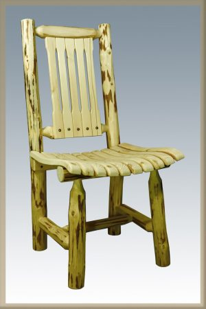 Cascade Patio Chair Exterior Finish (Clear)