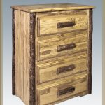 Glacier 4 Drawer Dresser