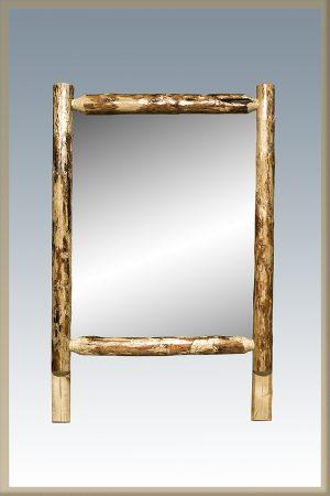 Optional Glacier Dresser Log Mirror