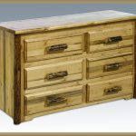 Glacier 6 Drawer Dresser