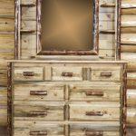 9-Drawer Dressers + Mirrors