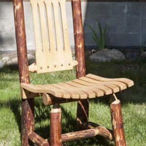 Glacier Patio Chair Exterior Finish