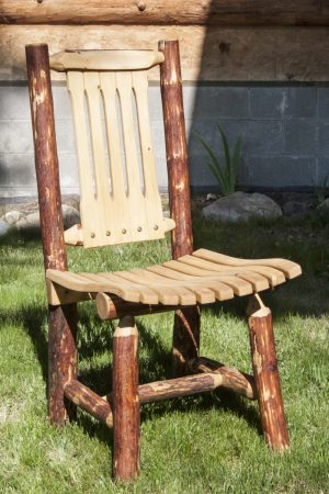 Glacier Patio Chair Exterior Finish
