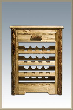 Glacier Wine Cabinet