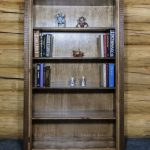 Homestead Bookcase (Stained)