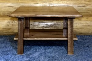 Homestead Coffee Table (Stained)