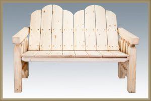 Homestead Deck Bench (RTF)