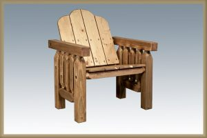 Homestead Deck Chair Exterior Finish (Stained)
