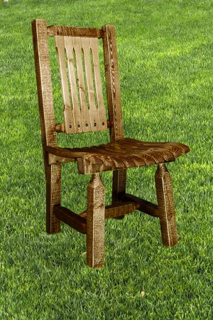 Homestead Patio Chair Exterior Finish (Stained)