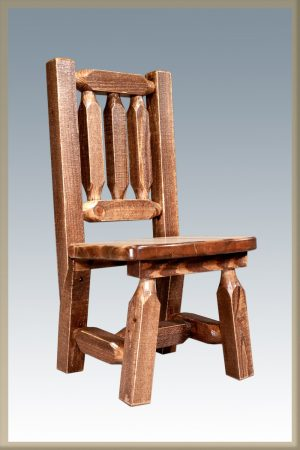 Homestead Child's Chair (Stained)