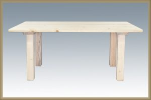 Homestead Child's Table (Clear)