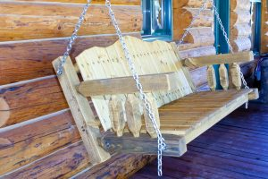 Homestead Porch Swing (RTF)