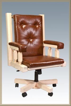 Homestead Office Chair (Clear)