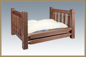 Homestead Pet Bed (Stained)