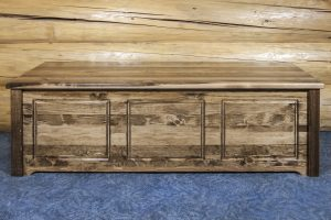Homestead Blanket Chest Large (Stained)