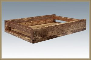 Homestead Serving Tray (Stained)