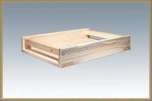 Homestead Serving Tray (Clear)