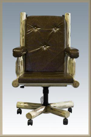 Cascade Office Chair (Clear)