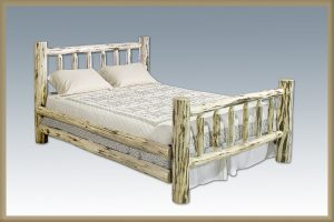 Cascade Spindle Bed (Clear)