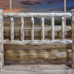 Cascade Headboard Only (Clear)