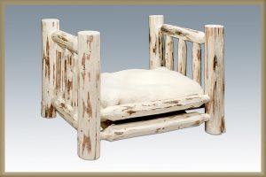 Cascade Pet Bed (Clear)
