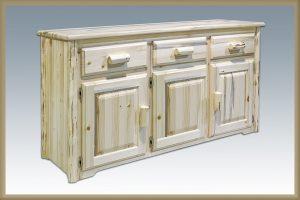 Cascade Sideboard (Clear)