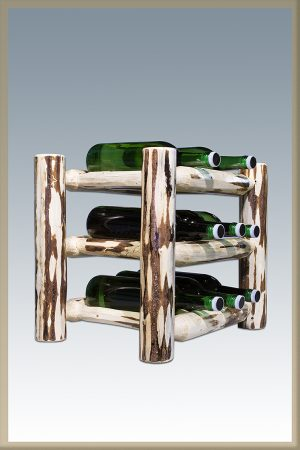 Cascade Countertop Wine Rack (Clear)