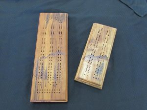 Wooden Cribbage Boards b