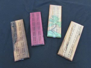 Wooden Cribbage Boards a