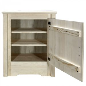 Homestead Accent Cabinet b (Clear)