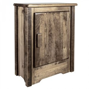 Homestead Accent Cabinet a (Stained)