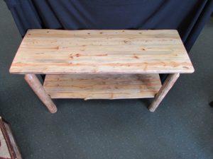 Rustic Sofa Table b