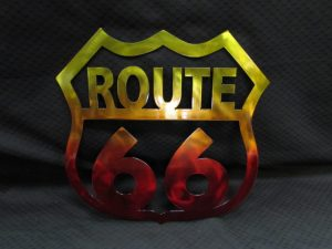 Route 66 Sign 247