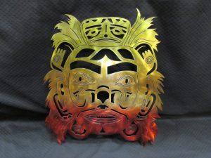 Tribal Mask 283